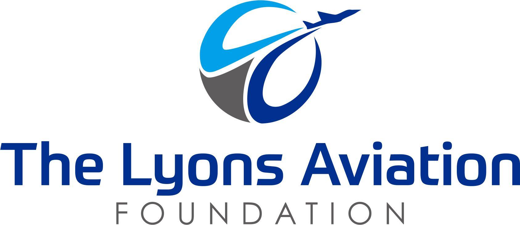 The Lyons Aviation Foundation Logo