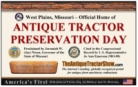 The Antique Tractor Show Logo