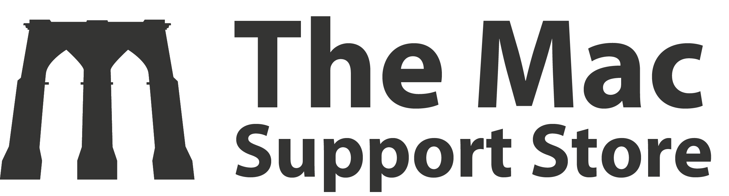 The Mac Support Store Logo