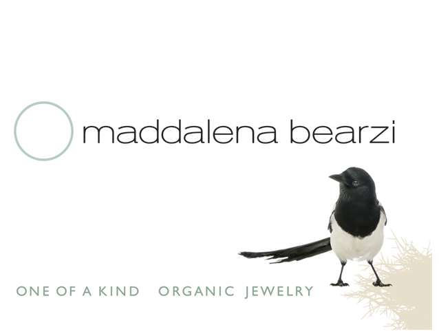 Maddalena Bearzi One Of A Kind Organic Jewelry Logo