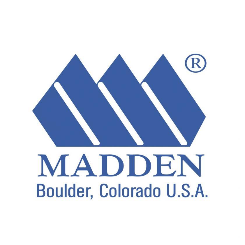 maddenequipment Logo