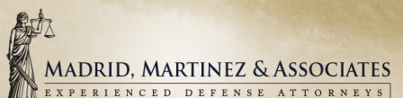 Madrid, Martinez, & Associates Logo