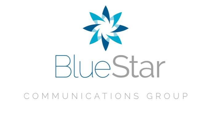 BlueStar Communications Group Logo