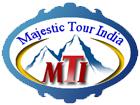 Majestic Tour India Logo