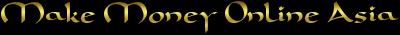 Make Money Online Asia Logo