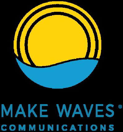 Make Waves Communications Logo