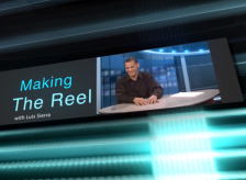Making The Reel Logo