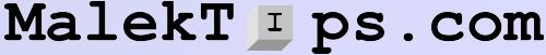 MalekTips Computer Help Logo