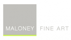 Maloney Fine Art Logo