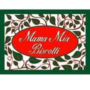 Mama Mia Biscotti Logo