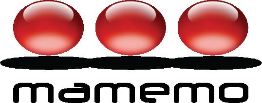 mamemo productions Logo