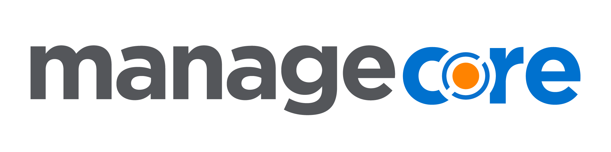 Managecore, LLC. Logo
