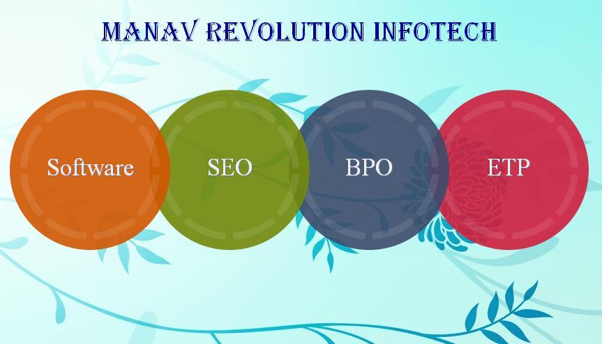 Manav Revolution InfoTech Logo