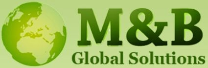 M&B Global Solutions Inc. Logo