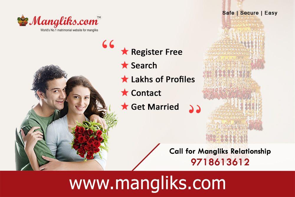 Mangliks Matrimony Logo