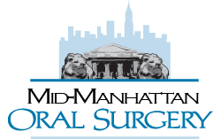 Mid Manhattan Oral Surgery Logo