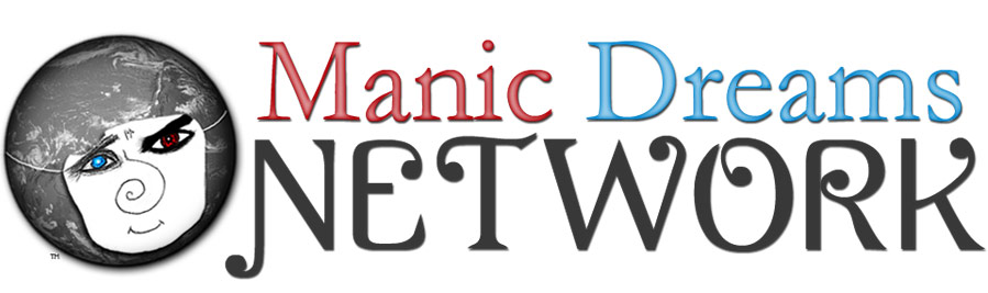 Manic Dreams Network Logo