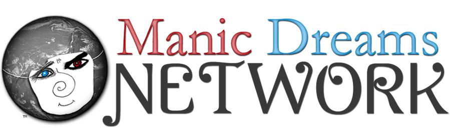 Manic Dreams Network Logo