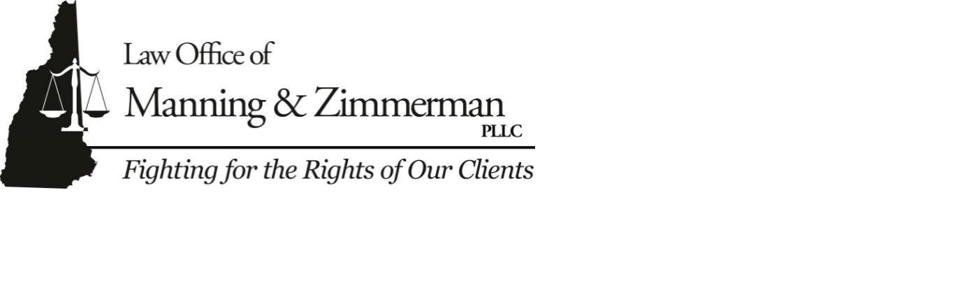 Law Office of Manning & Zimmerman, PLLC Logo