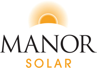 Manor Solar Power Logo