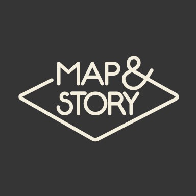 Map and Story, Inc Logo