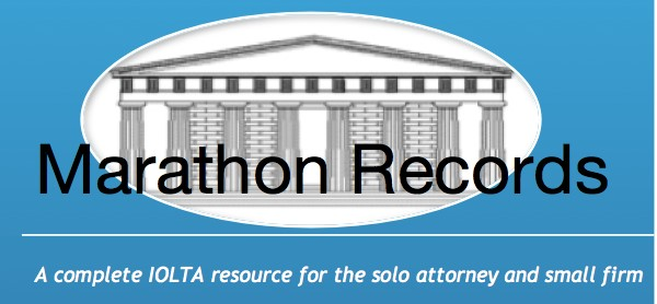 Marathon Records, Inc. Logo