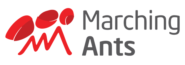 Marching Ants Logo
