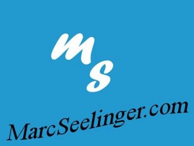 MarcSeelinger.com Logo