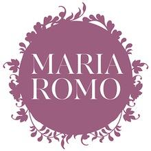 mariaromo Logo