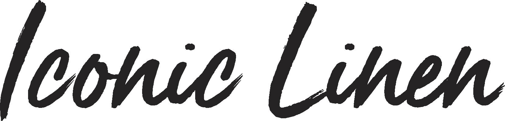 Iconic Linen Logo