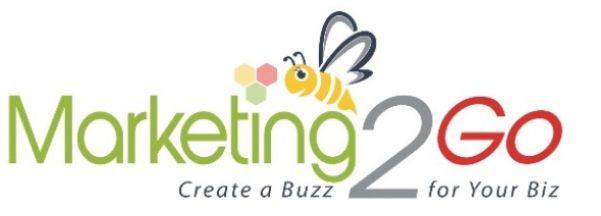 marketing2go Logo