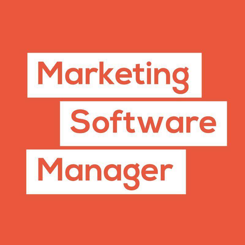 Marketing Software Manager Logo