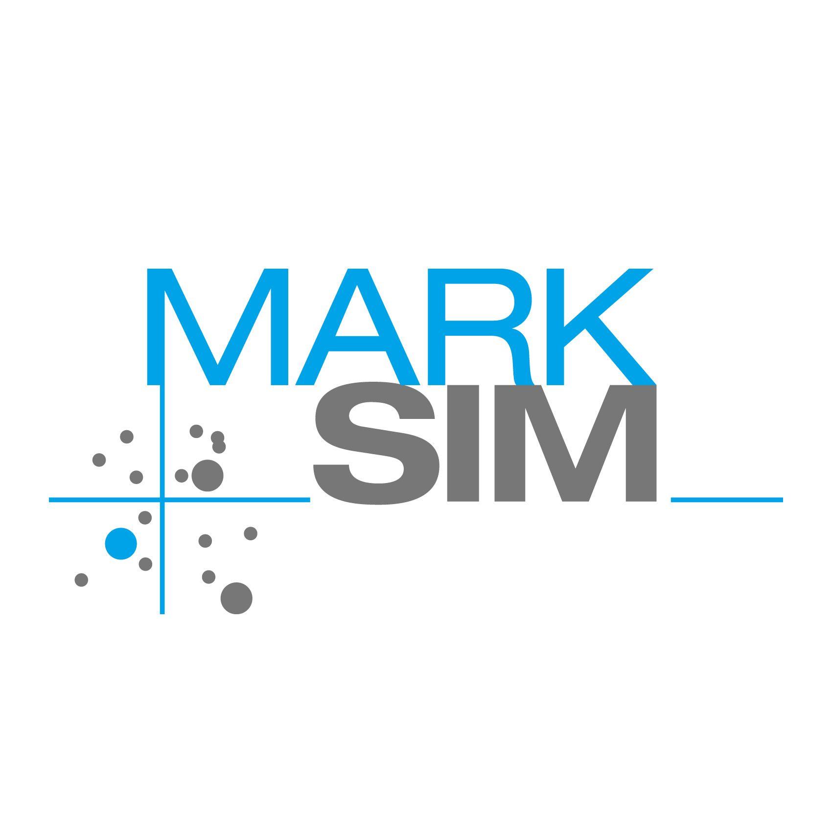 marksim Logo
