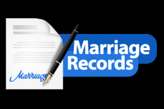 Marriage Records Logo