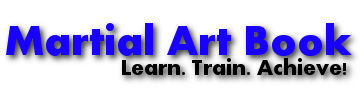 Martial Art Book Logo
