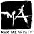 martial arts networks ltd Logo