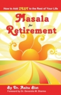 Masala for Retirement Logo