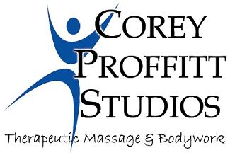 Corey Proffitt Studios Massage - Lexington, KY Logo
