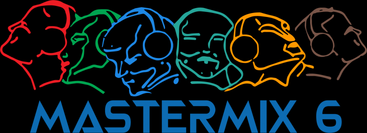 Chicago Mastermix 6 DJ Team Logo