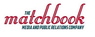 The Matchbook Media & Public Relations Co. Logo