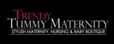 Trendy Tummy Maternity Logo