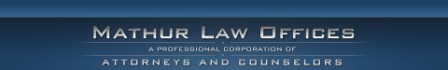 Mathur Law Offices Logo