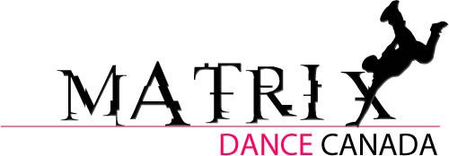 Matrix Dance Canada Logo