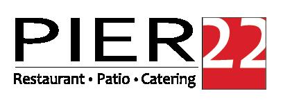 Pier 22 Logo