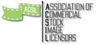 Association of Commercial Stock Image Licensors Logo
