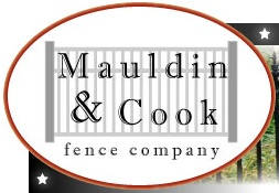 mauldincookfence Logo