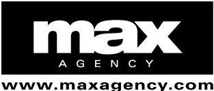 MAX Agency Logo
