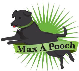 Max A. Pooch Logo