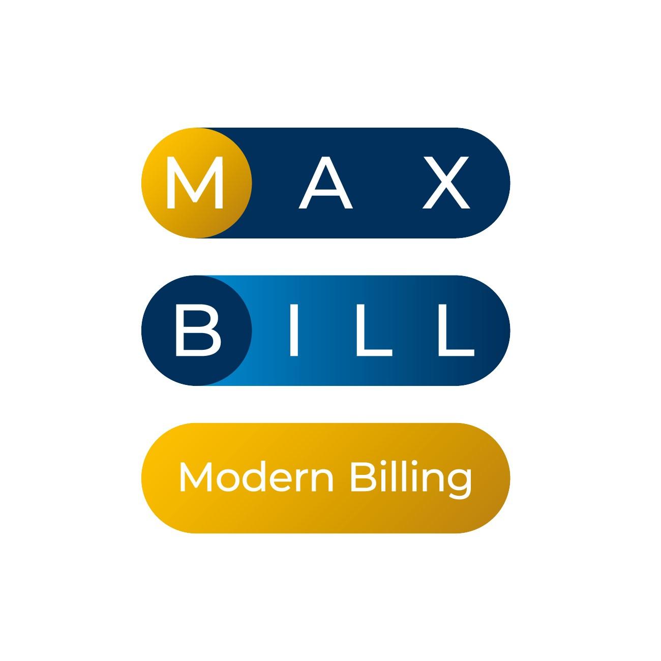 MaxBill Logo