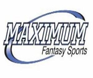 Maximum Fantasy Sports Logo